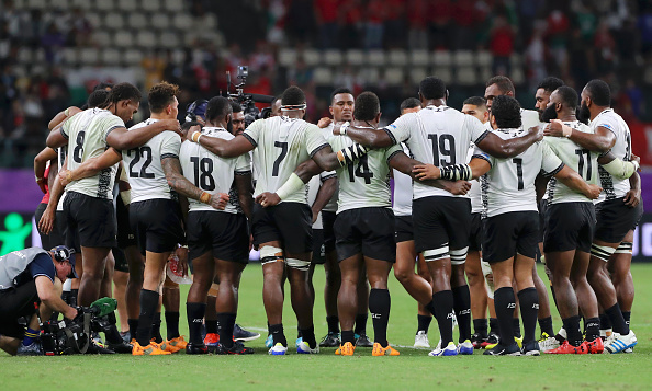 Unfit Fiji forfeit all remaining Autumn Nations Cup fixtures