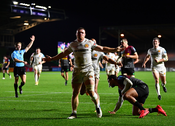 Rob Baxter Backs Sam Simmonds To Keep Pushing For England Selection