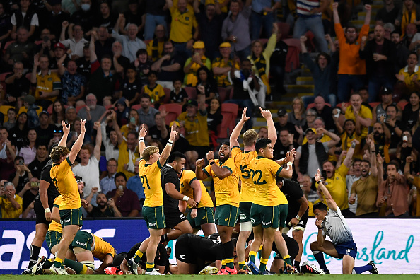 Massive 40 point turnaround in Wallabies Tri Nations win