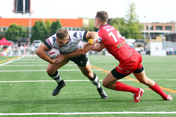 Toronto Wolfpack and their Top Six games at Lamport Stadium