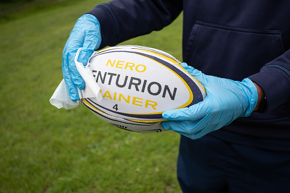 How rugby players and staff are helping out in the Coronavirus pandemic
