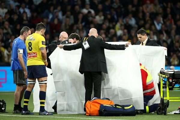 Rugby head injuries