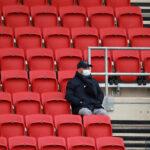 Eddie Jones self-isloating in 'Big Week' for England Rugby