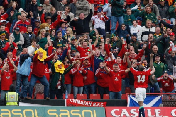 Lions South Africa tour