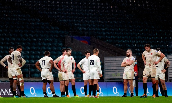England rugby at crossroads: same again or, try something new