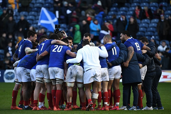 'Covid bubble' unable to prevent France v Scotland from being postponed