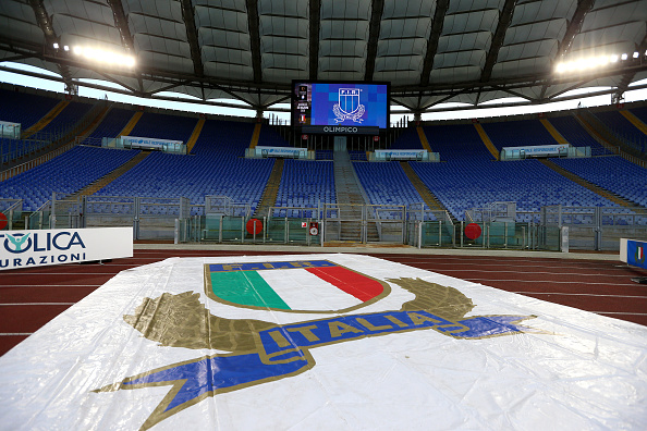 Chasing hard end the losing poor Italy Six Nations run