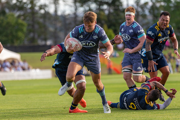 Making the best of it; NZ rugby preseason XVs & 7s warm-up
