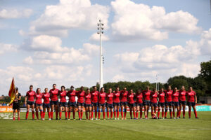 Spain Rugby Europe Women's Champions 2020