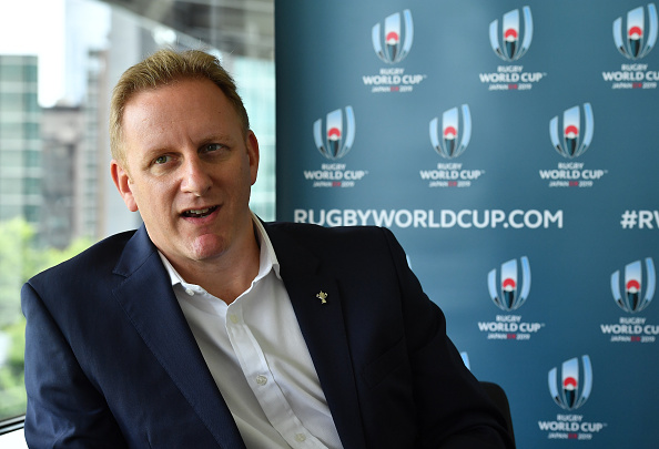 Welcome Alan Gilpin, World Rugby CEO