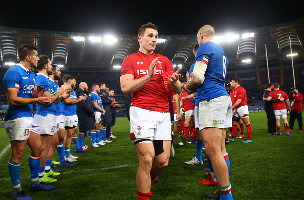 A look at Italy v Wales historical fixtures in the Six Nations