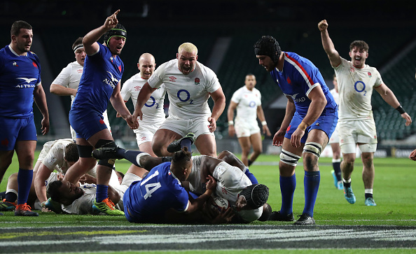 Relentless England outlast electric France in classic Six Nations match