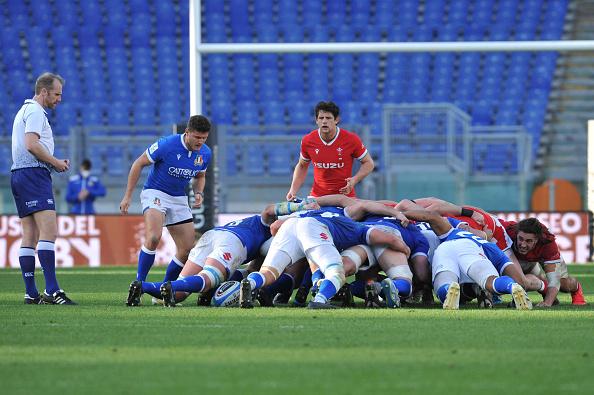 Italy versus Wales - Away team player ratings