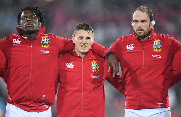 British and Irish Lions selection