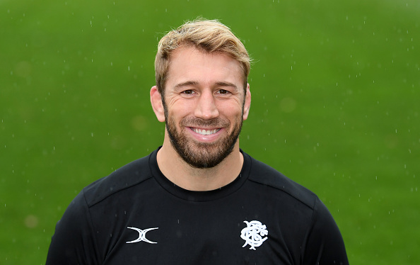 San Diego Legion player Chris Robshaw photoshoot with the Barbarians in 2020