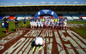 Women's rugby rankings reward England