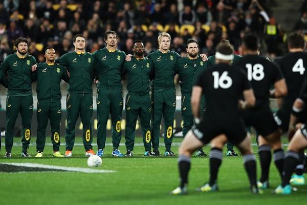 Springbok Rugby haka