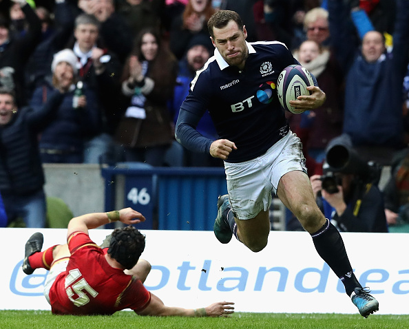 Ex-Scotland International Tim Visser on the British and Irish Lions 2013 tour