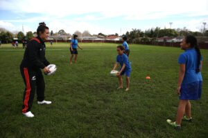 World Rugby principal charity ChildFund
