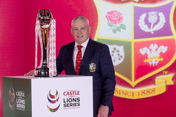 Lions coach Warren Gatland signals intent with some x-factor and physicality