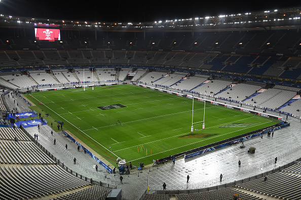 2023 Rugby World Cup fixture list in France