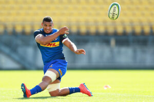 Northampton bolster pack with South African Number 8 Signing