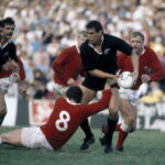 Sir Wayne Shelford celebrated for his ongoing services to Rugby & Community