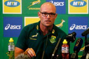 Springbok squad announced