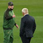 British and Irish Lions and Springbok squads