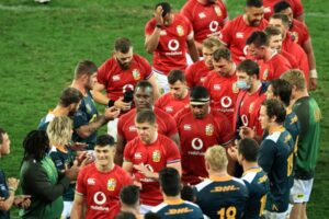 What's at stake and what are the Lions and South Africa playing for?