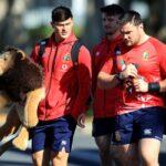 British and Irish Lions team