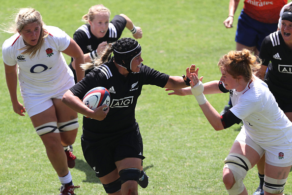 England and France to host World Champion Black Ferns in 2021 Series