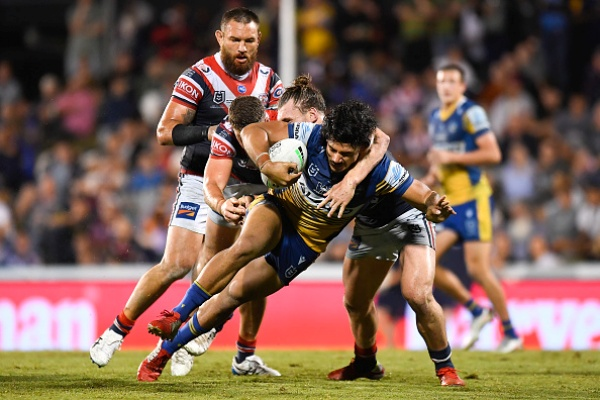 Parramatta and Manly Face Off