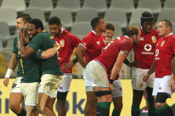 Stuttering Lions must attack the Springboks to win 2021 Castle series