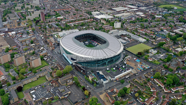 2022 Challenge Cup Rugby League final moved from Wembley to Tottenham