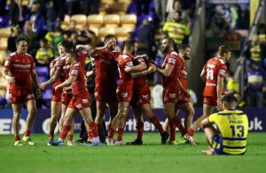 Hull KR silence doubters with emphatic win over Warrington Wire