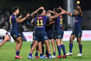 Week 1 of the 2021 NRL Finals