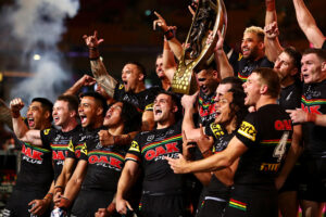 Penrith beat South Sydney and win 2021 NRL Premiership title