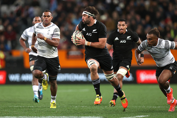 AB's captain Sam Whitelock returns, as US Rugby bid for World Cup(s)