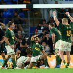 Springboks Rugby Championship
