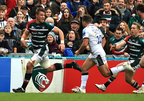 Two more Gallagher Premiership rounds before International Rugby takes over