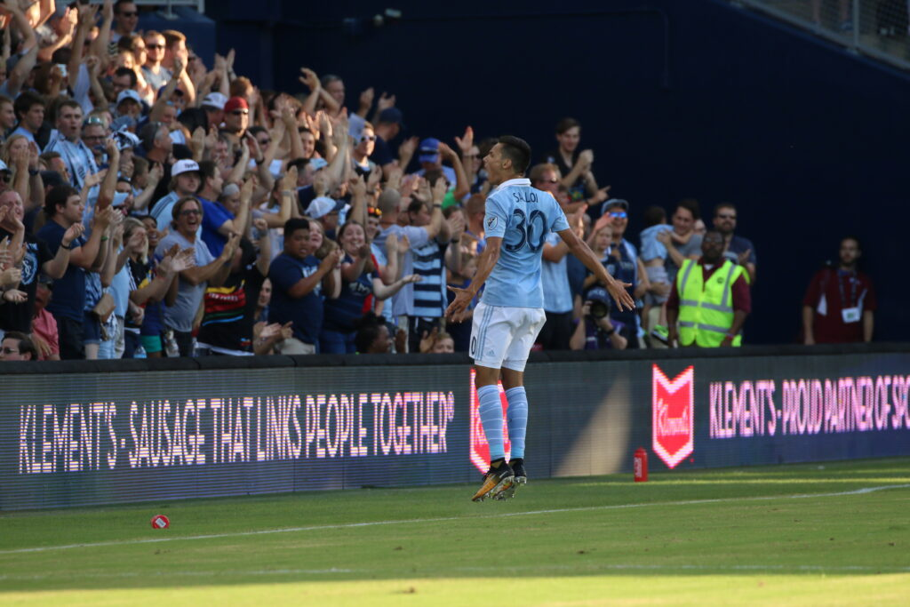 Sporting KC vs. Chicago Fire