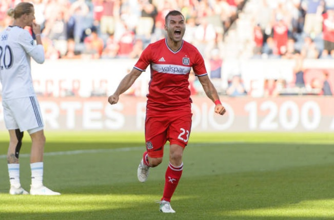 Niko: Chicago Fire's Humble All-Star