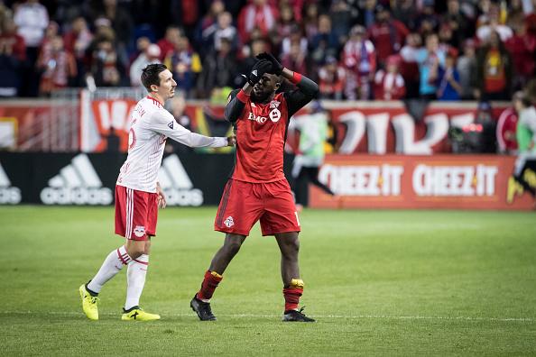 Toronto FC Jozy Altidore Sacha Kljestan