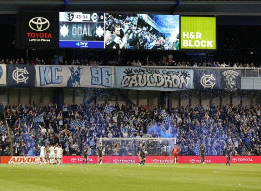 Sporting KC Attack
