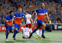 FC Cincinnati Joining Major League Soccer