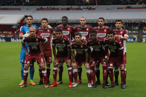 Costa Rican Giants Saprissa
