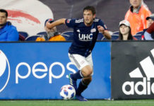 New England Revolution Road Struggles