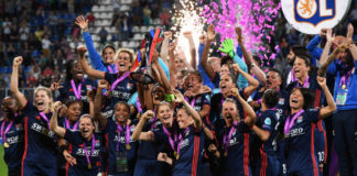 Lyon Wins Fifth UEFA Champions League Final