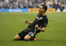 Sporting KC defeat Atlanta United